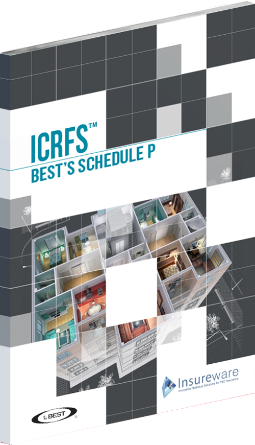 ICRFS Best's Schedule P product box